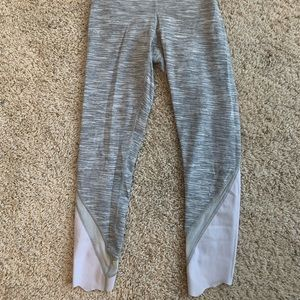 Special Edition Lululemon Scallop Tights SIZE 4